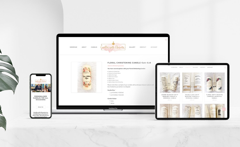 Website Web Design Ennis Clare