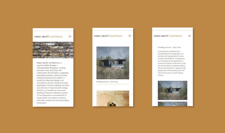 Branding Website Design Clare