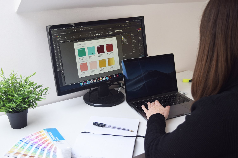 Branding Design Website Design