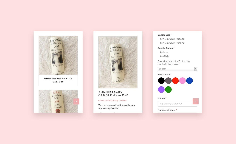 Web Design Limerick   Branding Design Limerick   Amy Mc Design